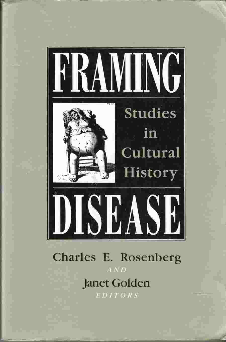 Image for Framing Disease  Studies in Cultural History