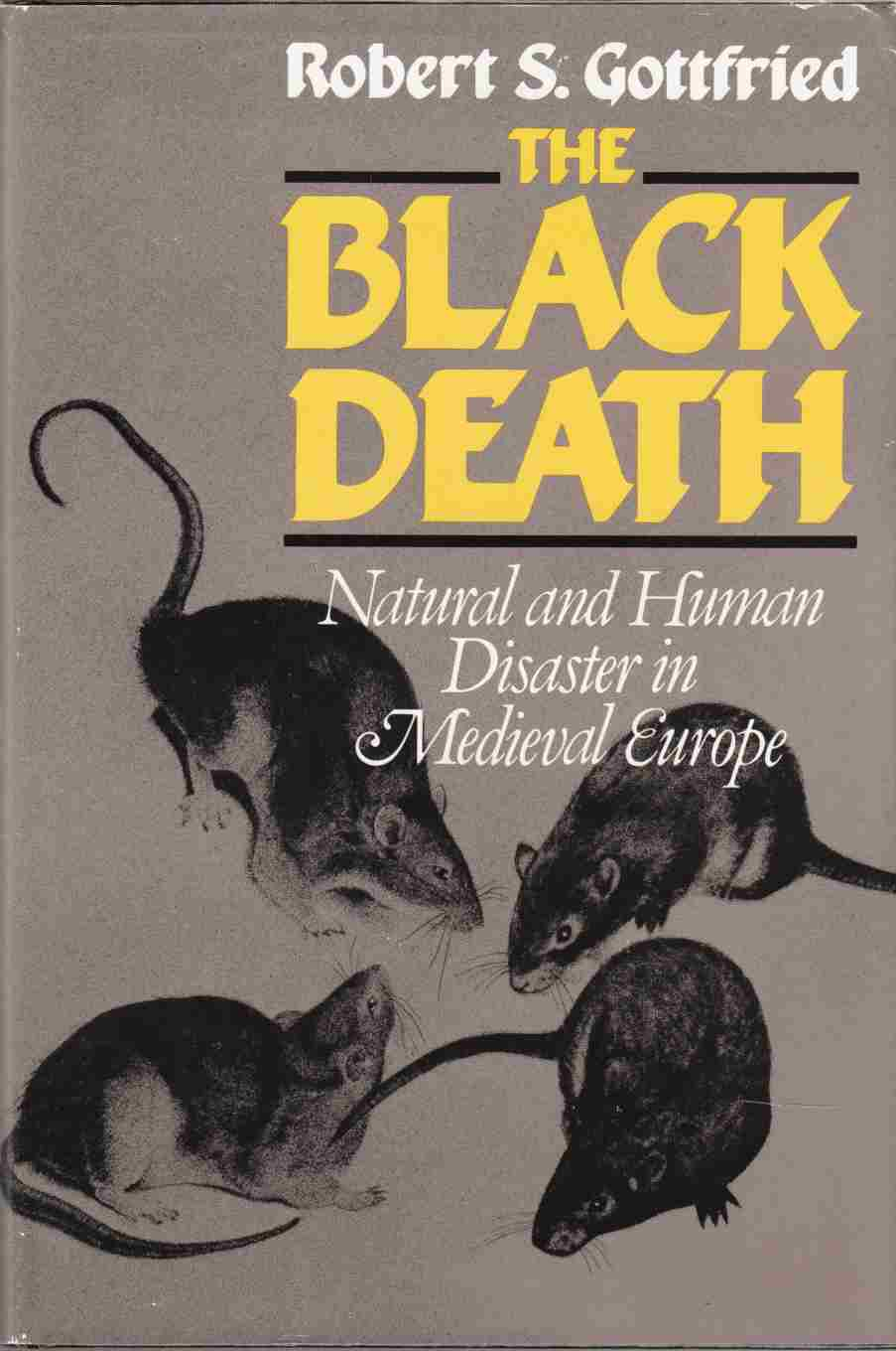 Image for The Black Death Natural and Human Disaster in Medieval Europe