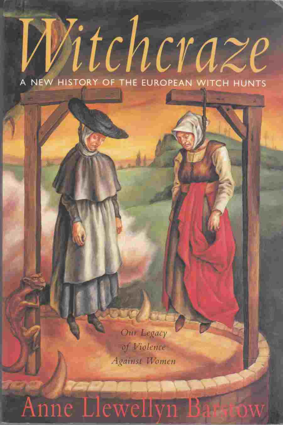 Image for Witchcraze : A New History of the European Witch Hunts