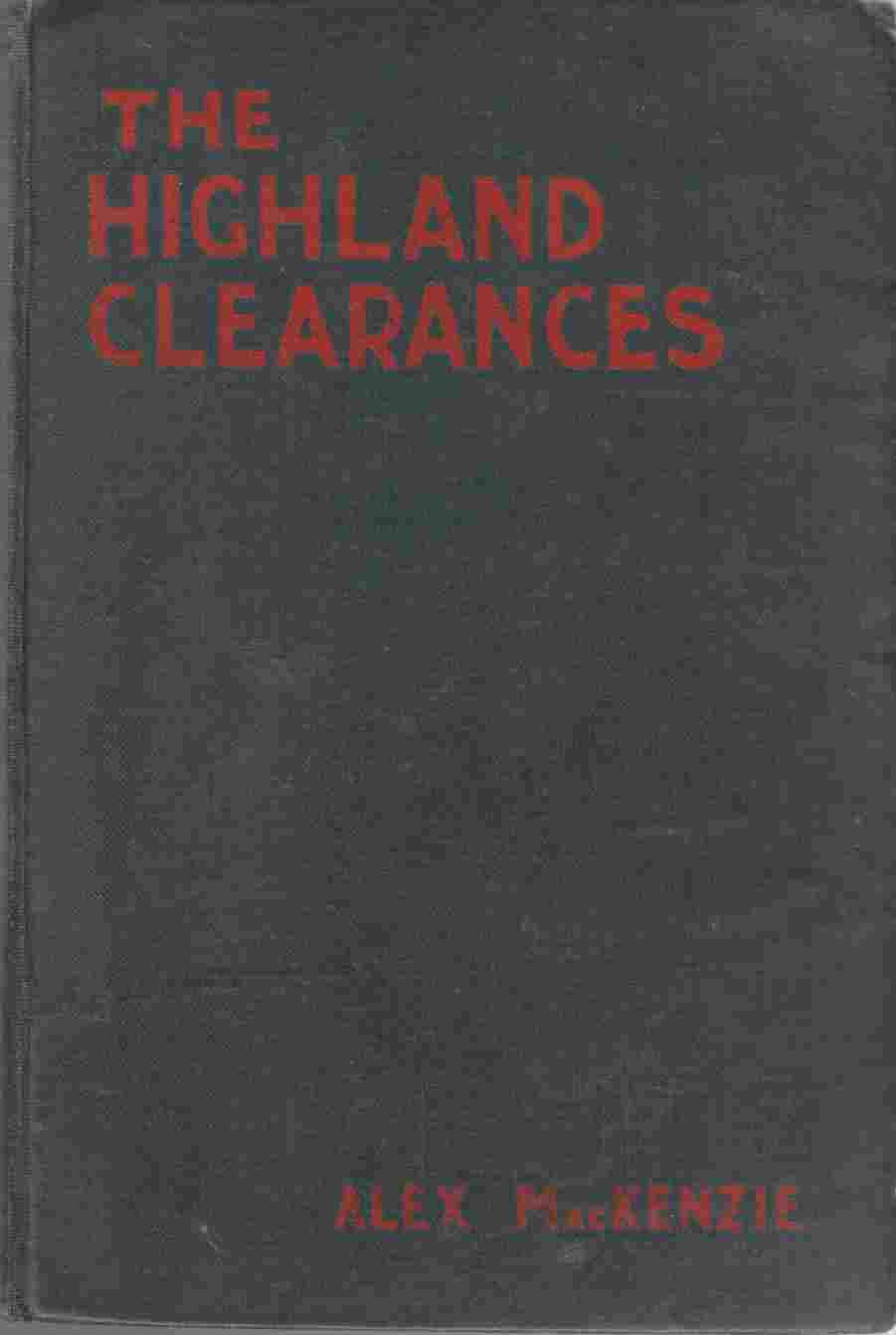 Image for The History of the Highland Clearances