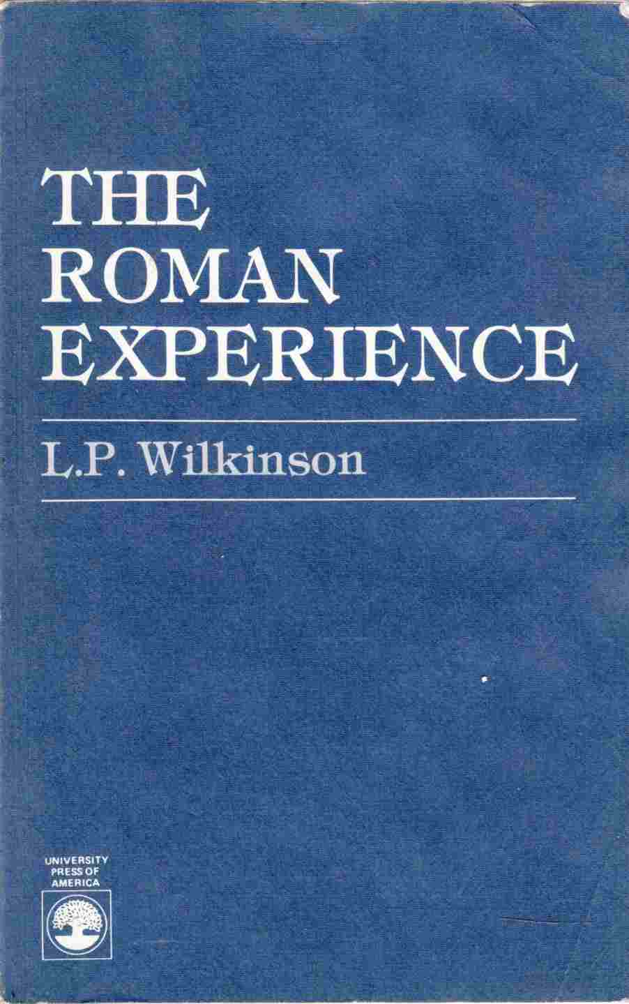 Image for The Roman Experience