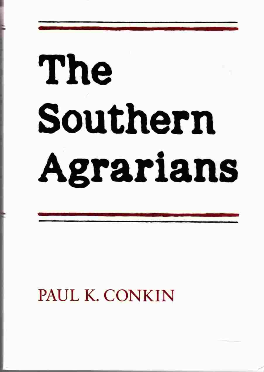 Image for The Southern Agrarians