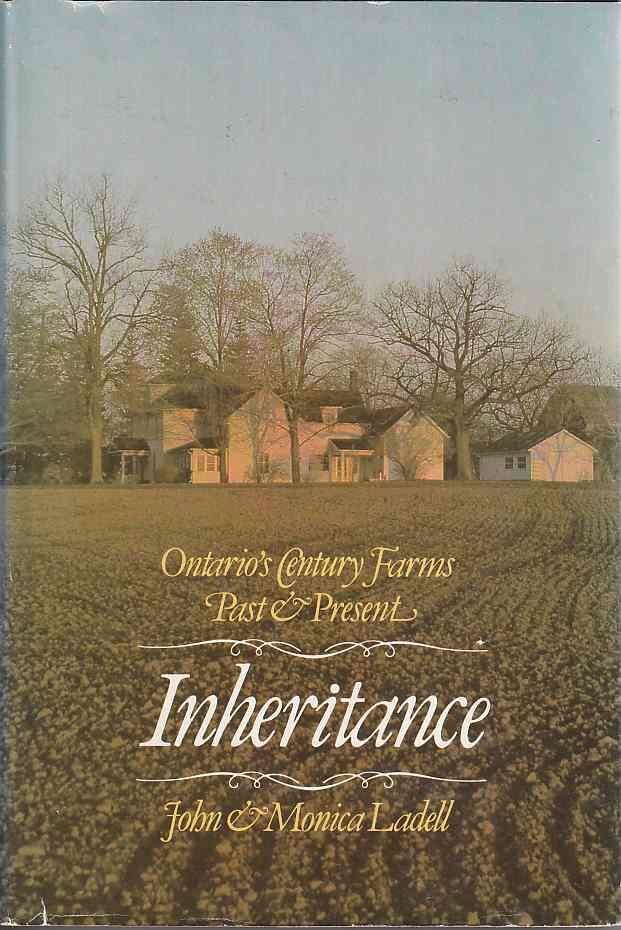 Image for Inheritance Ontario's Century Farms Past & Present