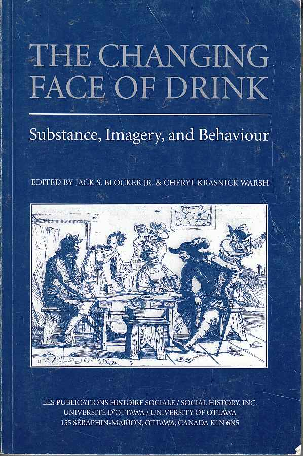 Image for The Changing Face of Drink Substance, Imagery, and Behaviour