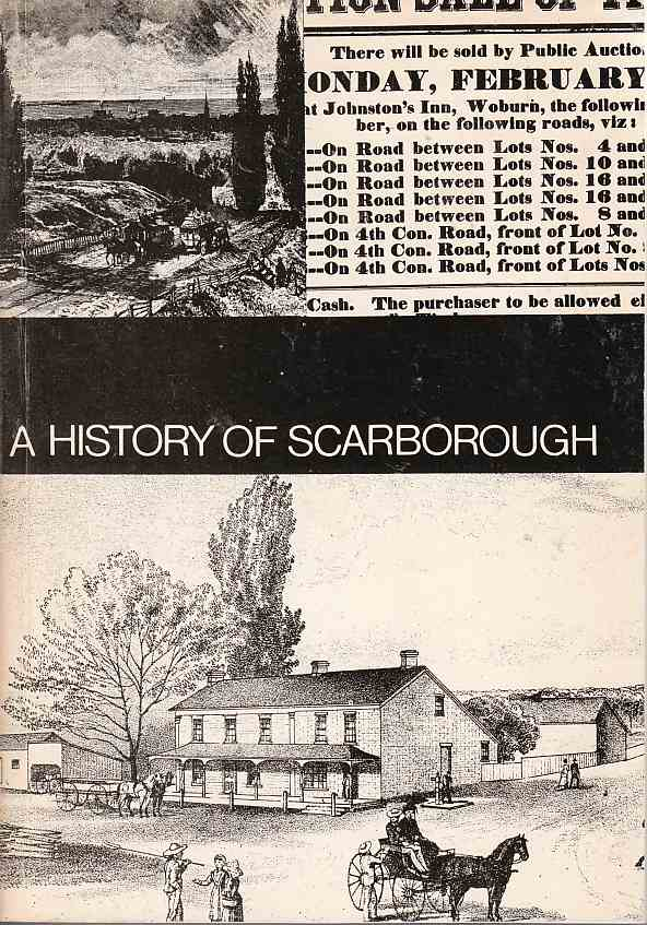 Image for A History of Scarborough