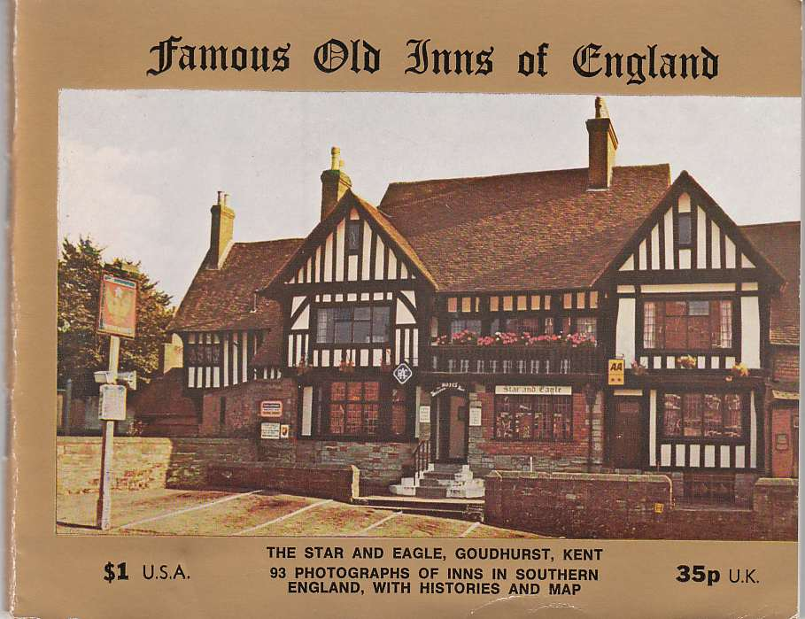 Image for Famous Old Inns of England
