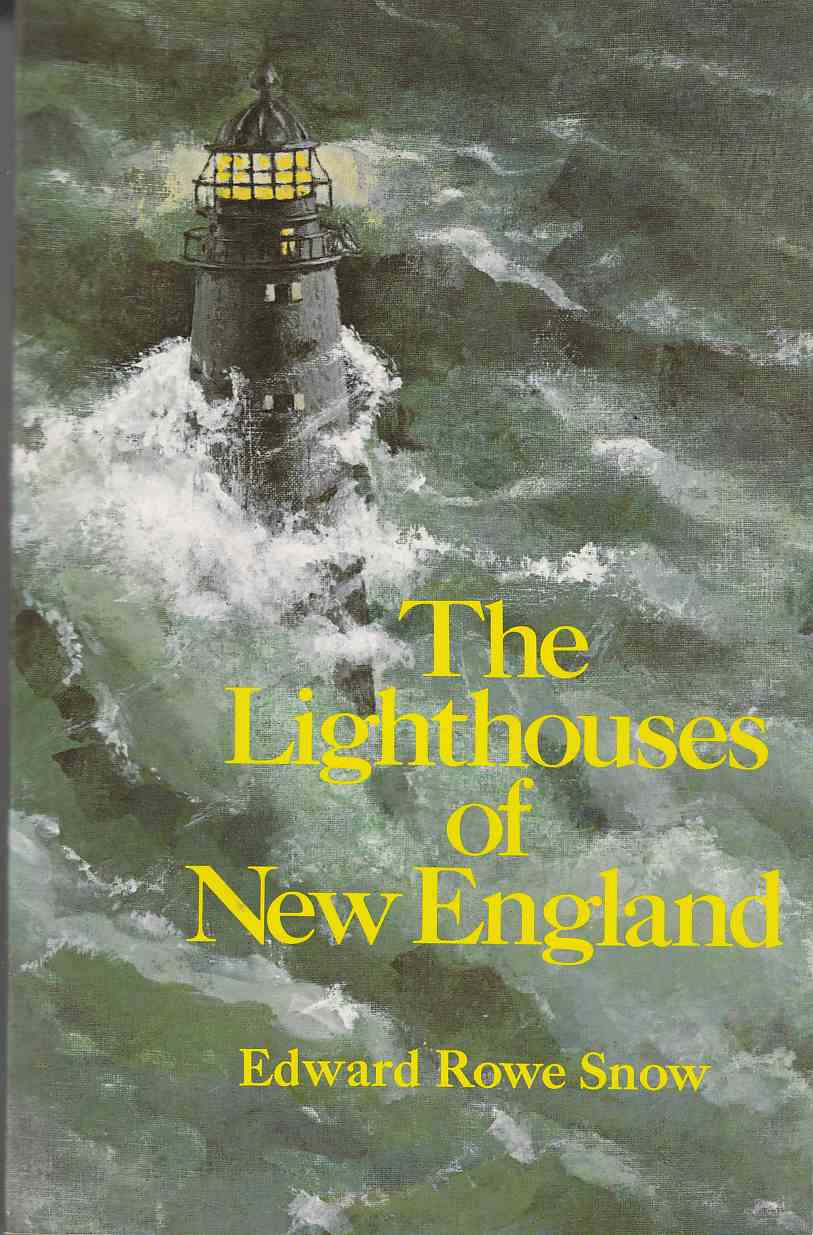 Image for The Lighthouses of New England 1716-1973