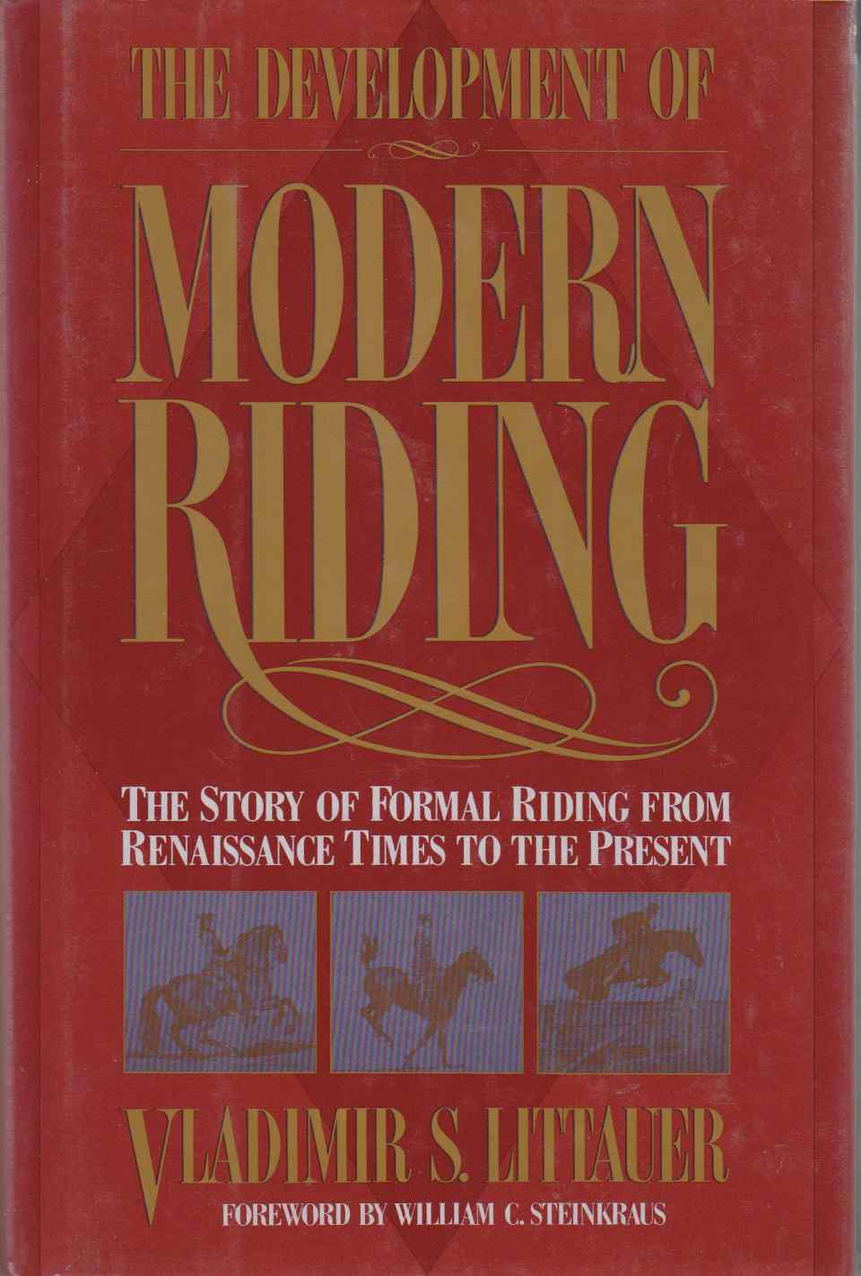 Image for The Development of Modern Riding