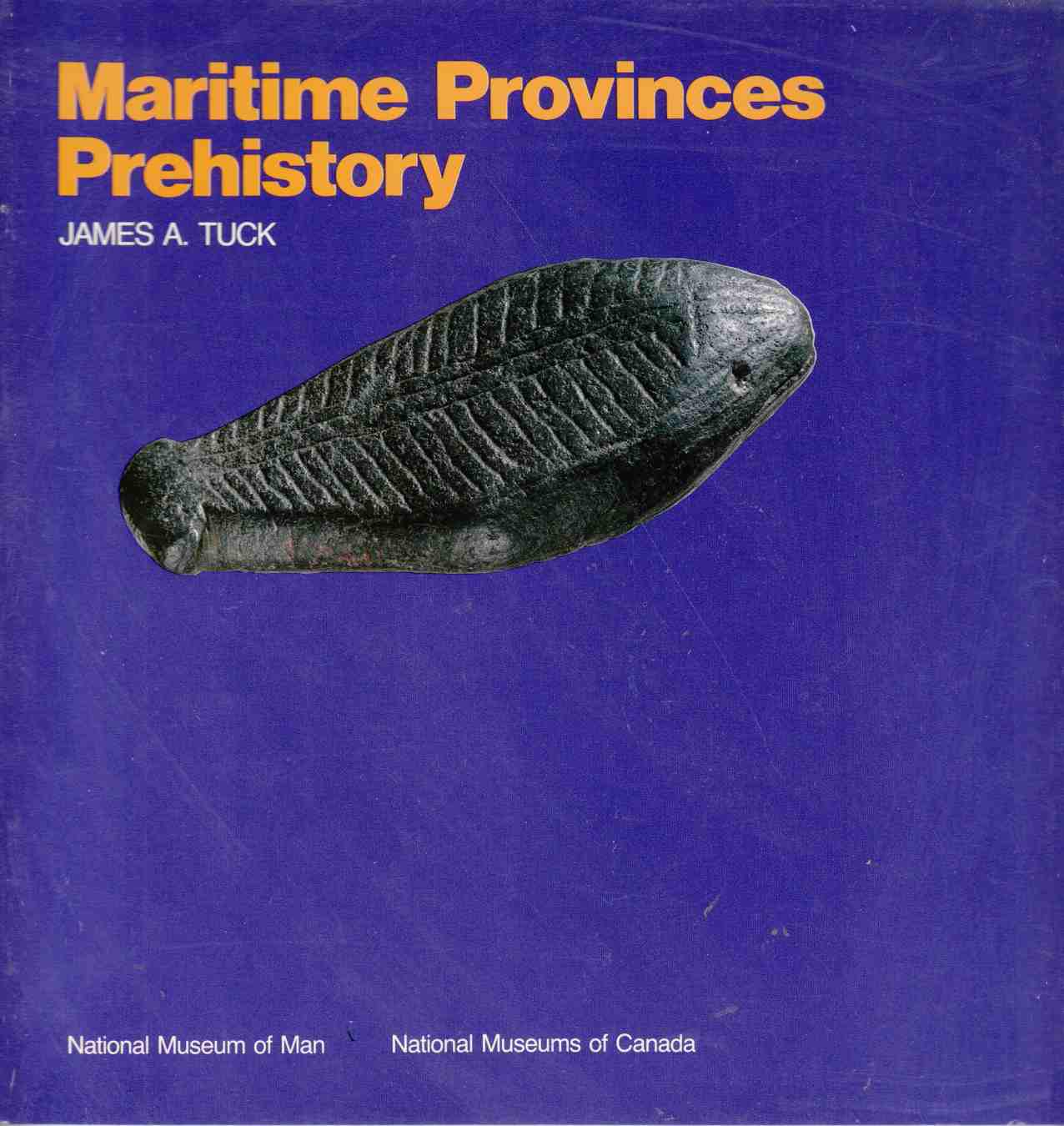 Image for Maritime Provinces Prehistory