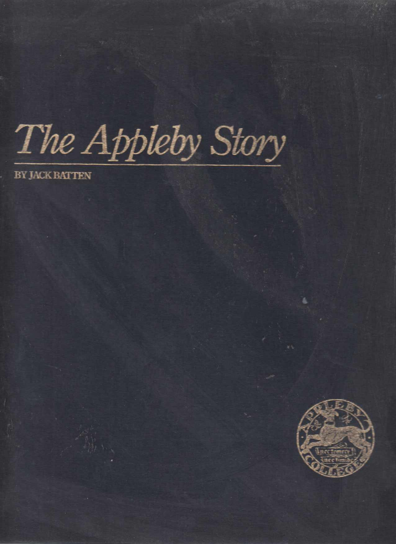 Image for The Appleby Story