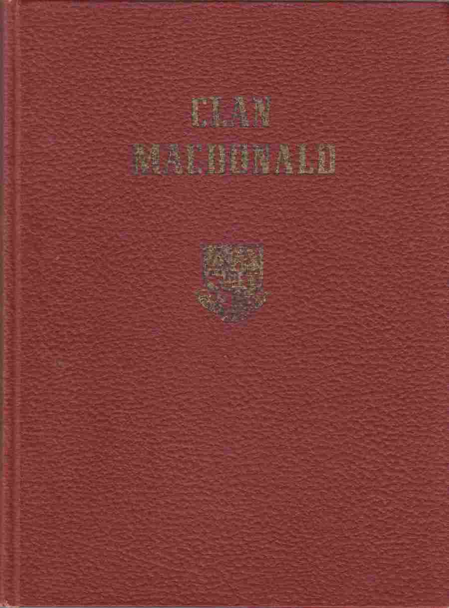 Image for Clan MacDonald Volume VIII MacDonald College Annual Nineteen Hundred and Forty