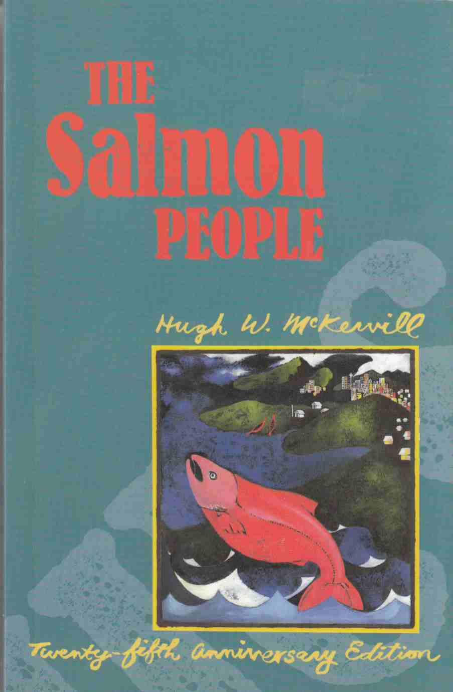 Image for The Salmon People