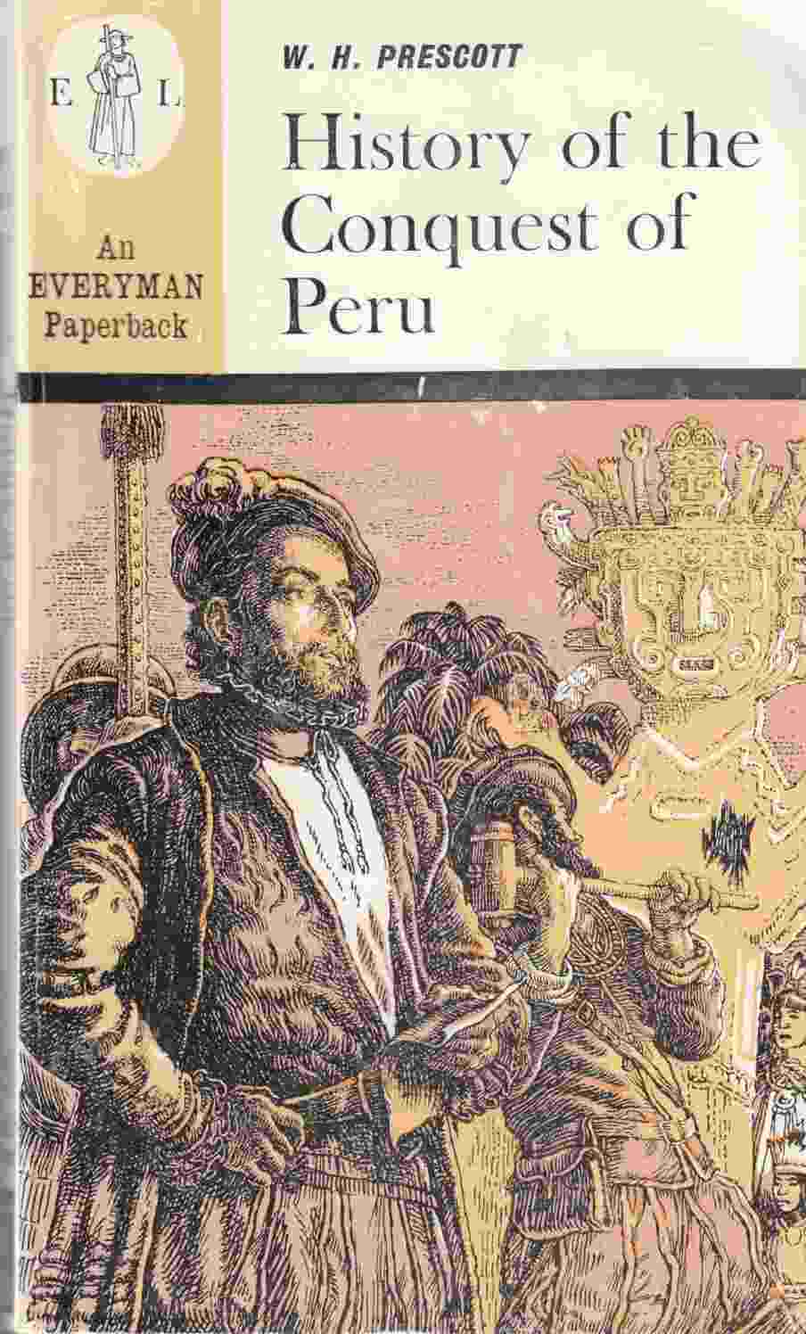 Image for History of the Conquest of Peru