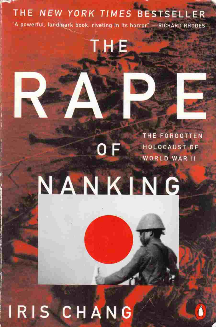 Image for The Rape of Nanking : the Forgotten Holocaust of World War II