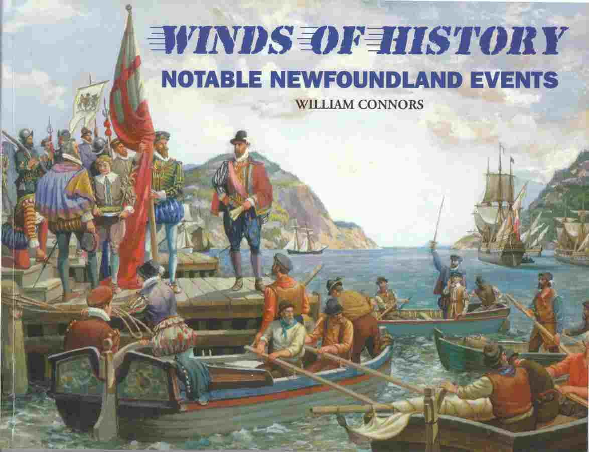 Image for Winds of History Notable Newfoundland Events