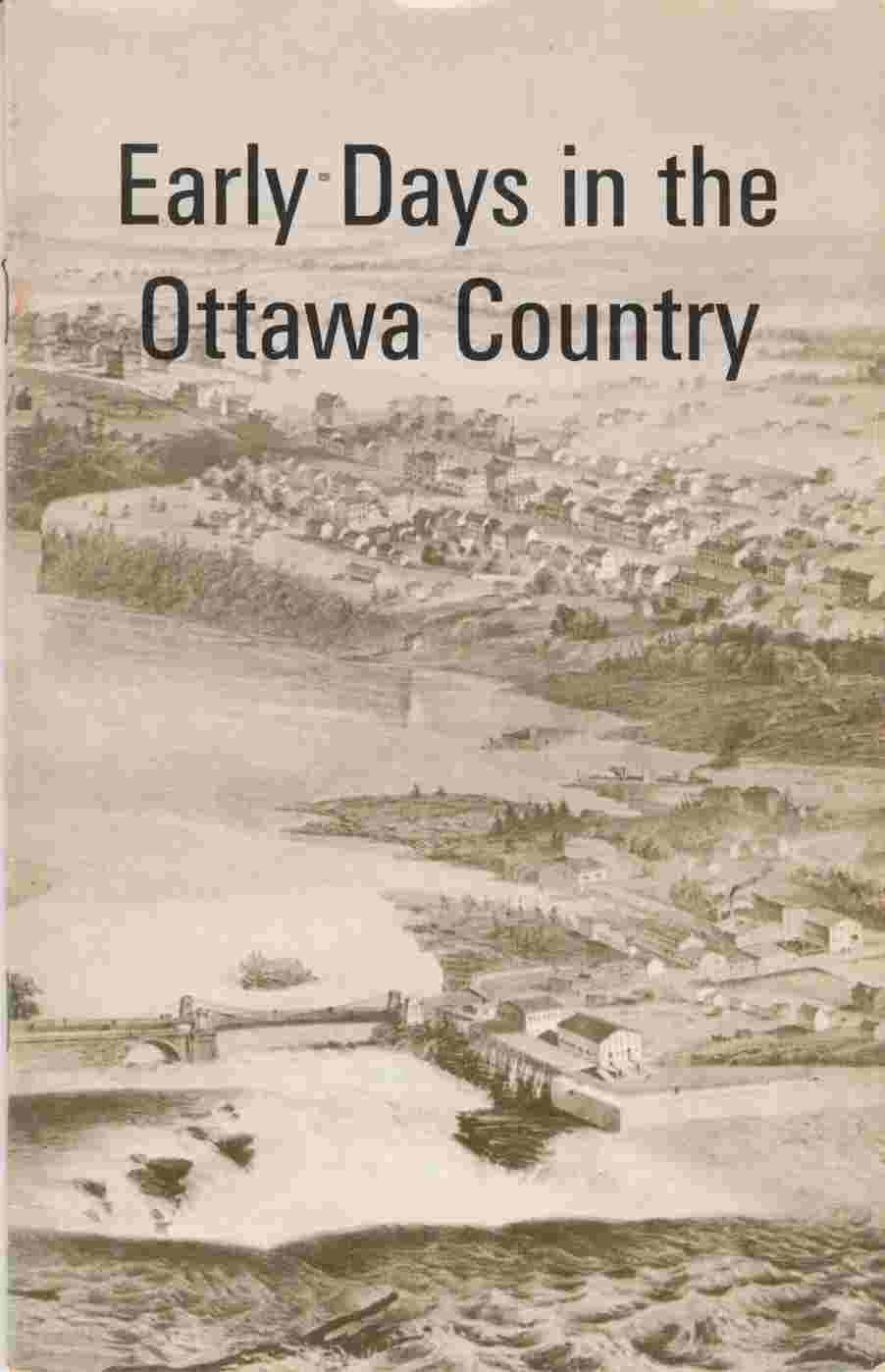 Image for Early Days in the Ottawa Country