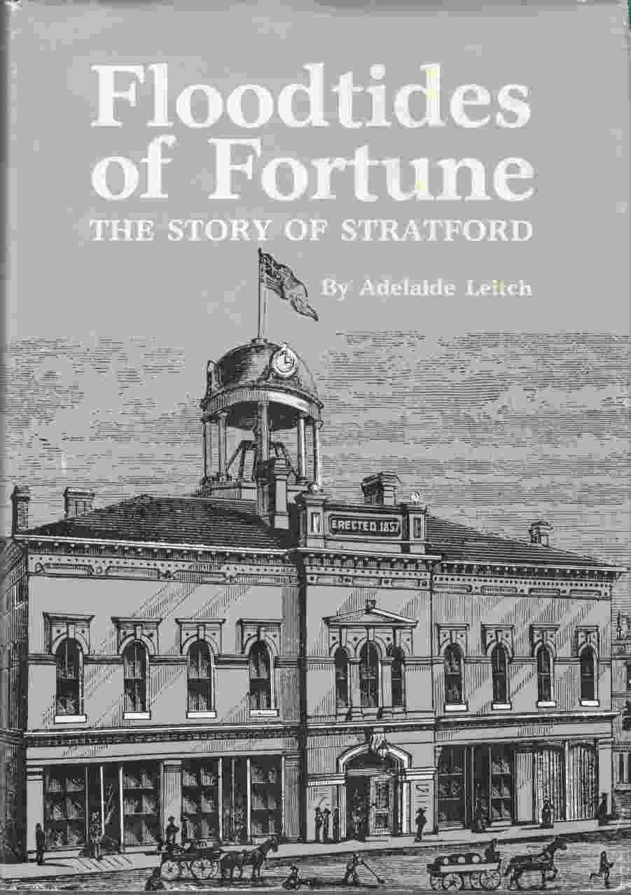 Image for Floodtides of Fortune The Story of Stratford and the Progress F the City through Two Centuries