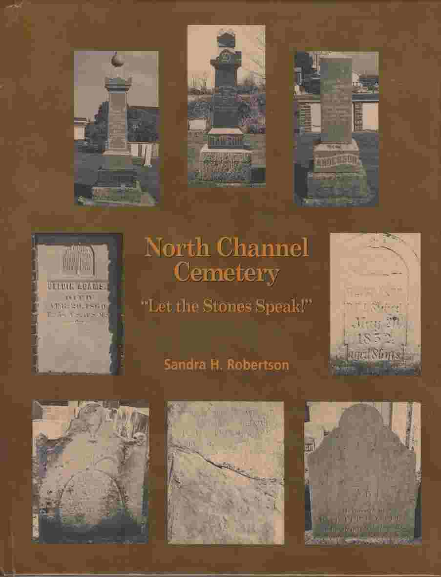 "Image for North Channel Cemetery ""Let the Stones Speak"""