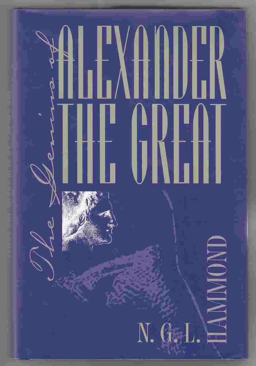 Image for The Genius of Alexander the Great