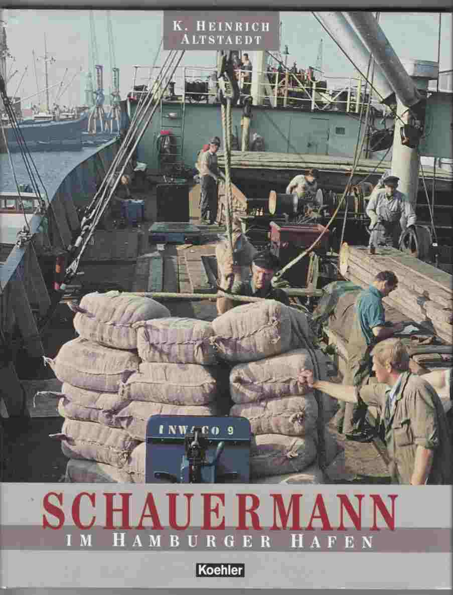 Image for Shauermann Im Hamburger Hafen