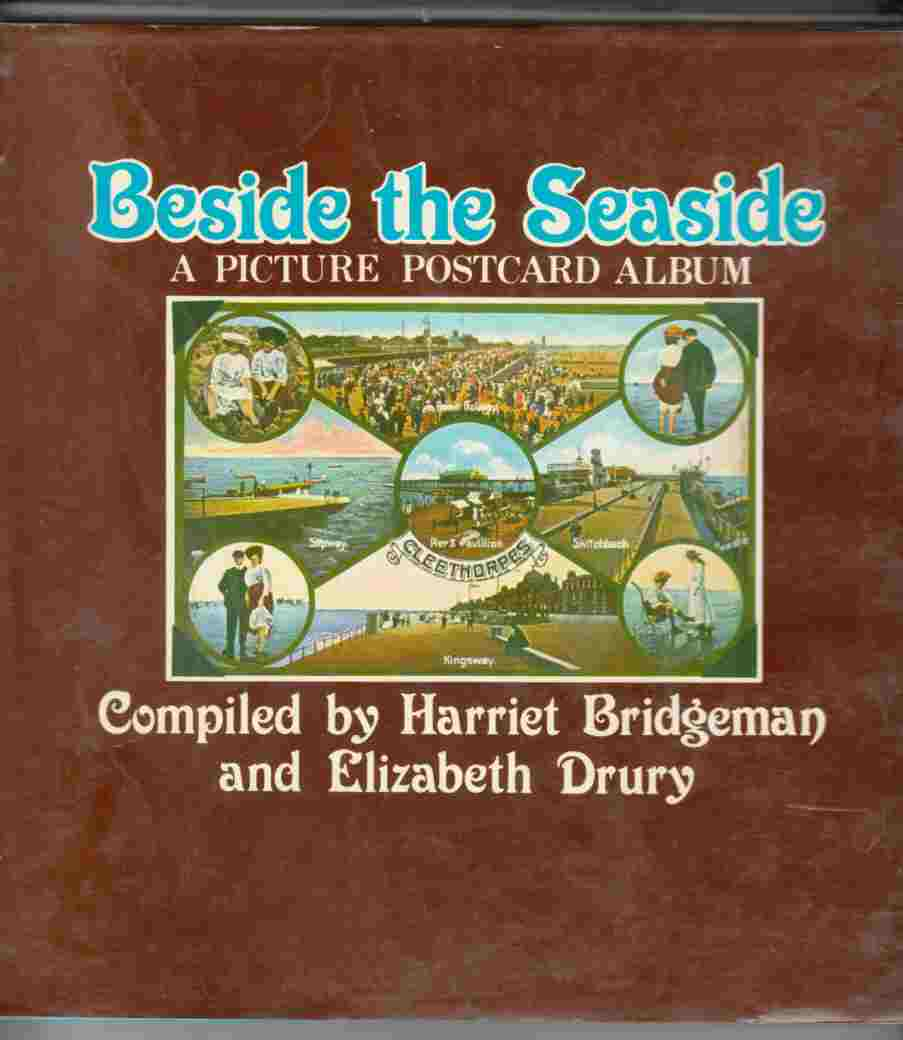 Image for Beside the Seaside A Picture Postcard Album