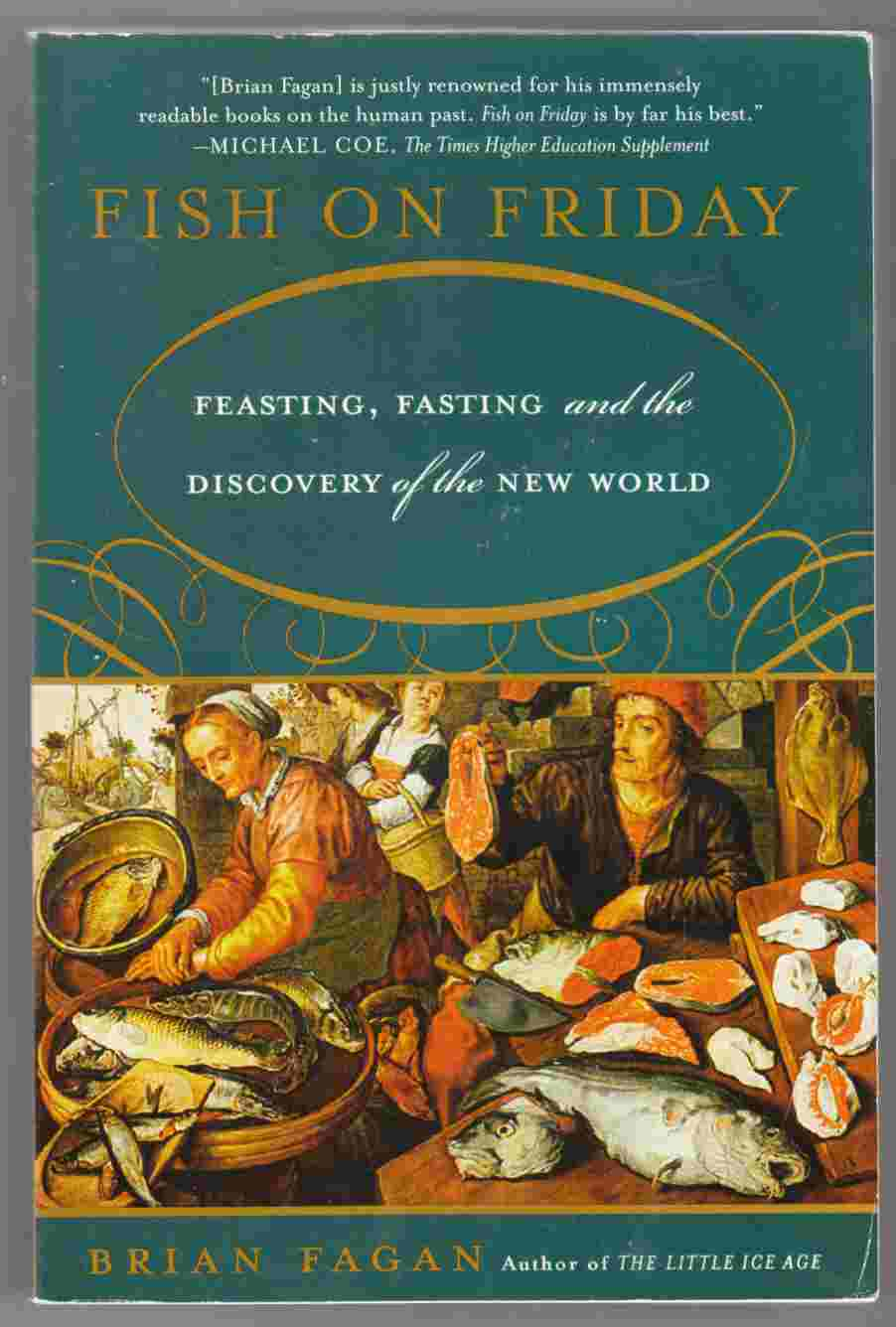 Image for Fish on Friday Feasting, Fasting and the Discovery of the New World