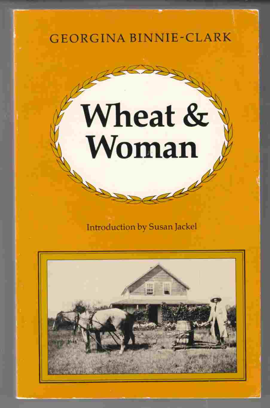 Image for Wheat and Woman
