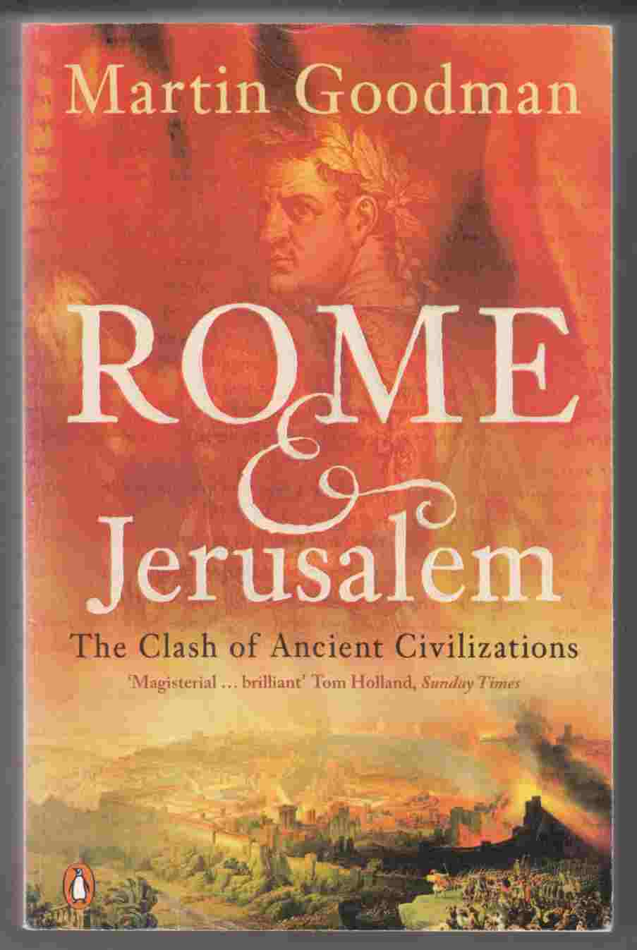 Image for Rome and Jerusalem The Clash of Ancient Civilizations