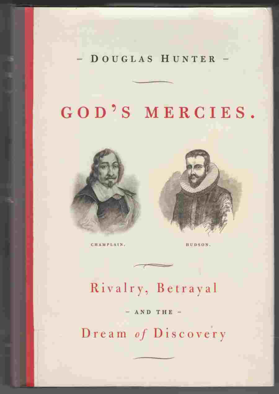 Image for God's Mercies Rivalry, Betrayal and the Dream of Discovery