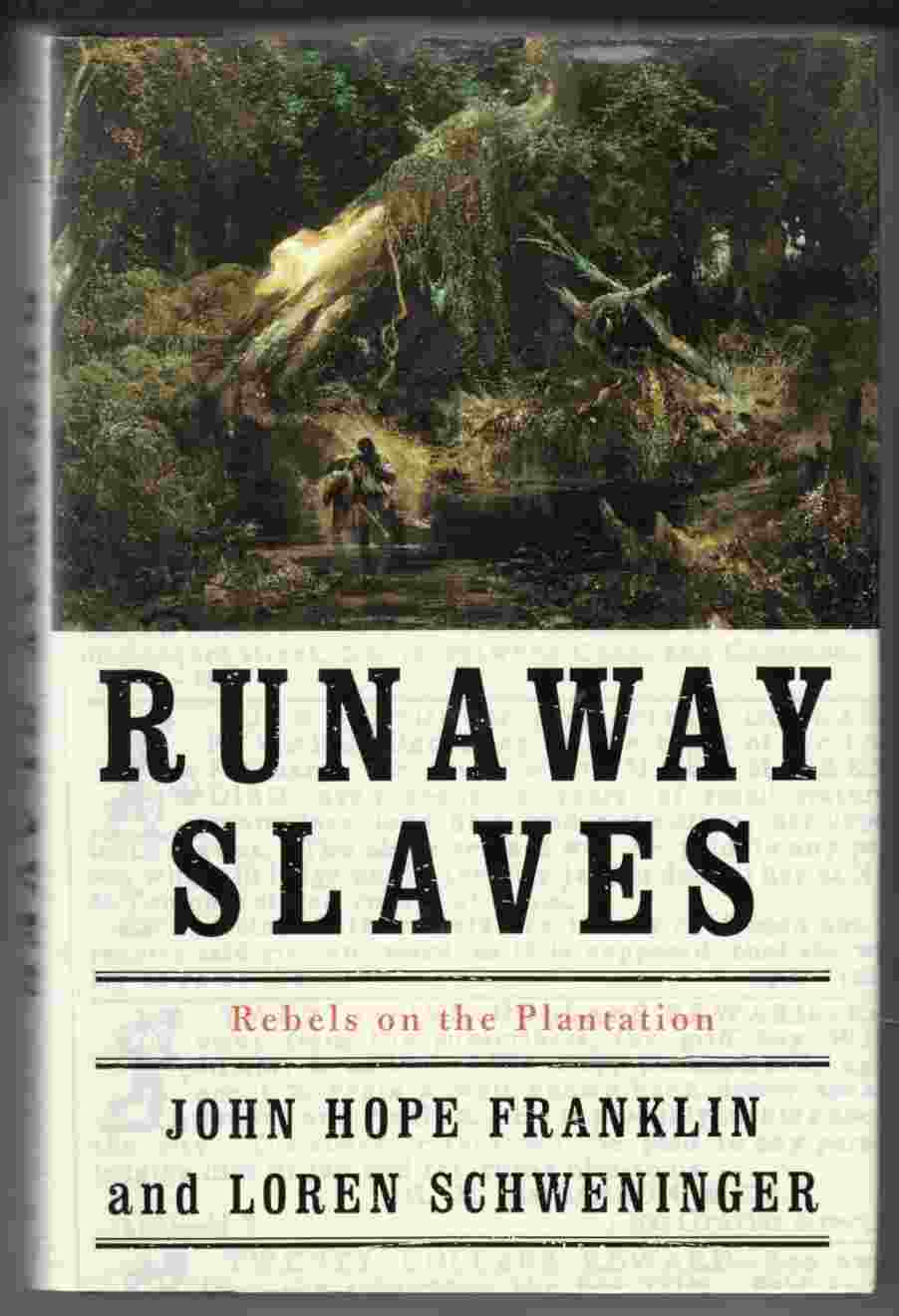 Image for Runaway Slaves Rebels on the Plantation