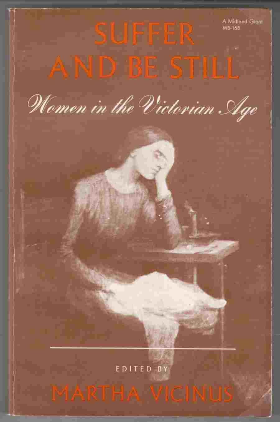 Image for Suffer and be Still Women in the Victorian Age