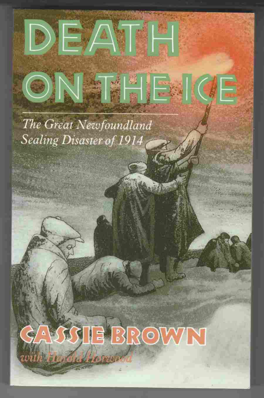 Image for Death on the Ice: the Great Newfoundland Sealing Disaster of 1914