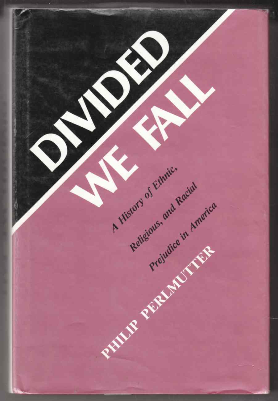 Image for Divided We Fall A History of Ethnic, Religious, and Racial Prejudice in America