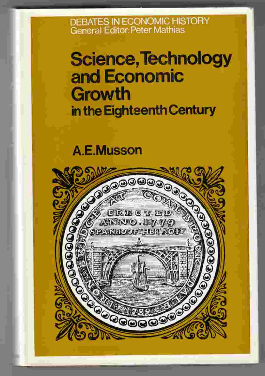 Image for Science, Technology, and Economic Growth in the Eighteenth Century