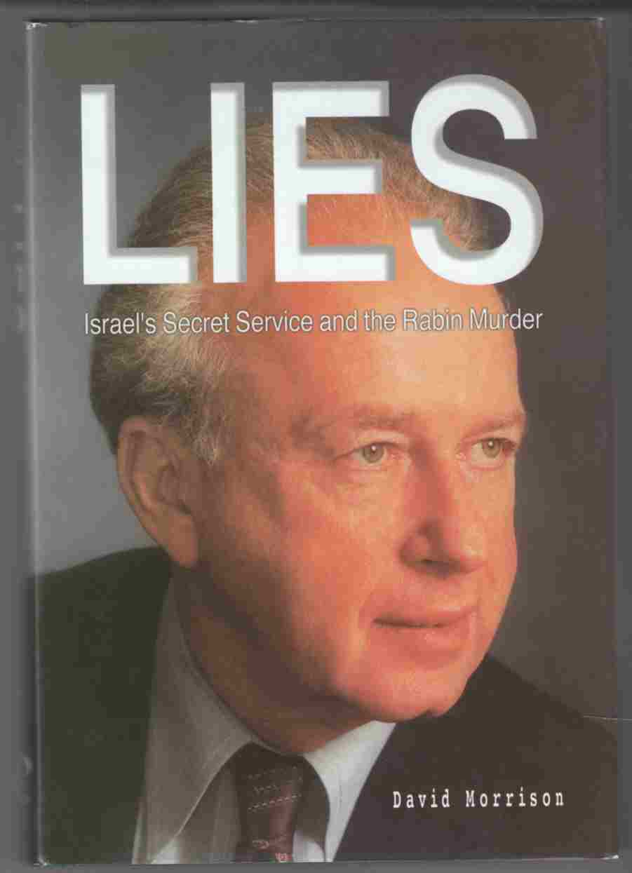 Image for Lies Israel's Secret Service and the Rabin Murder