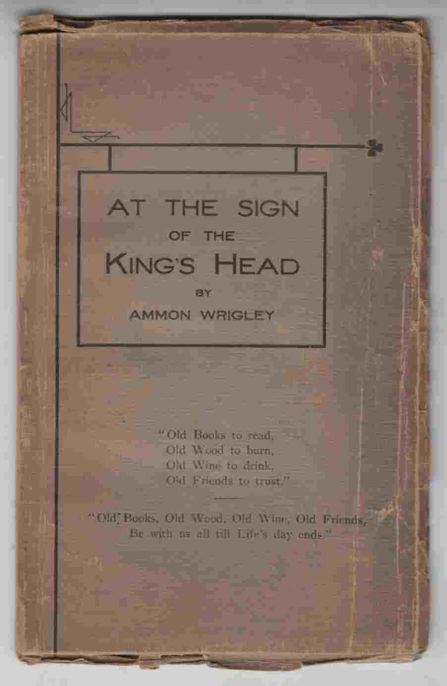 Image for At the Sign of the King's Head