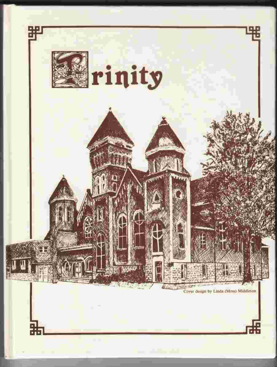 Image for Trinity United Church, Smiths Falls, Ontario 150 Years of History 1832-1982