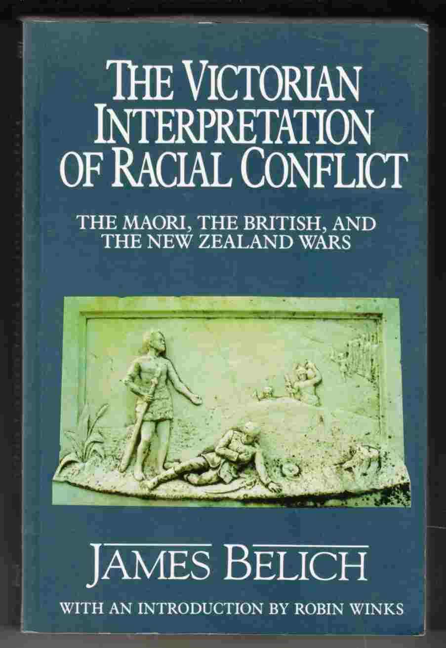 Image for The Victorian Interpretation of Racial Conflict