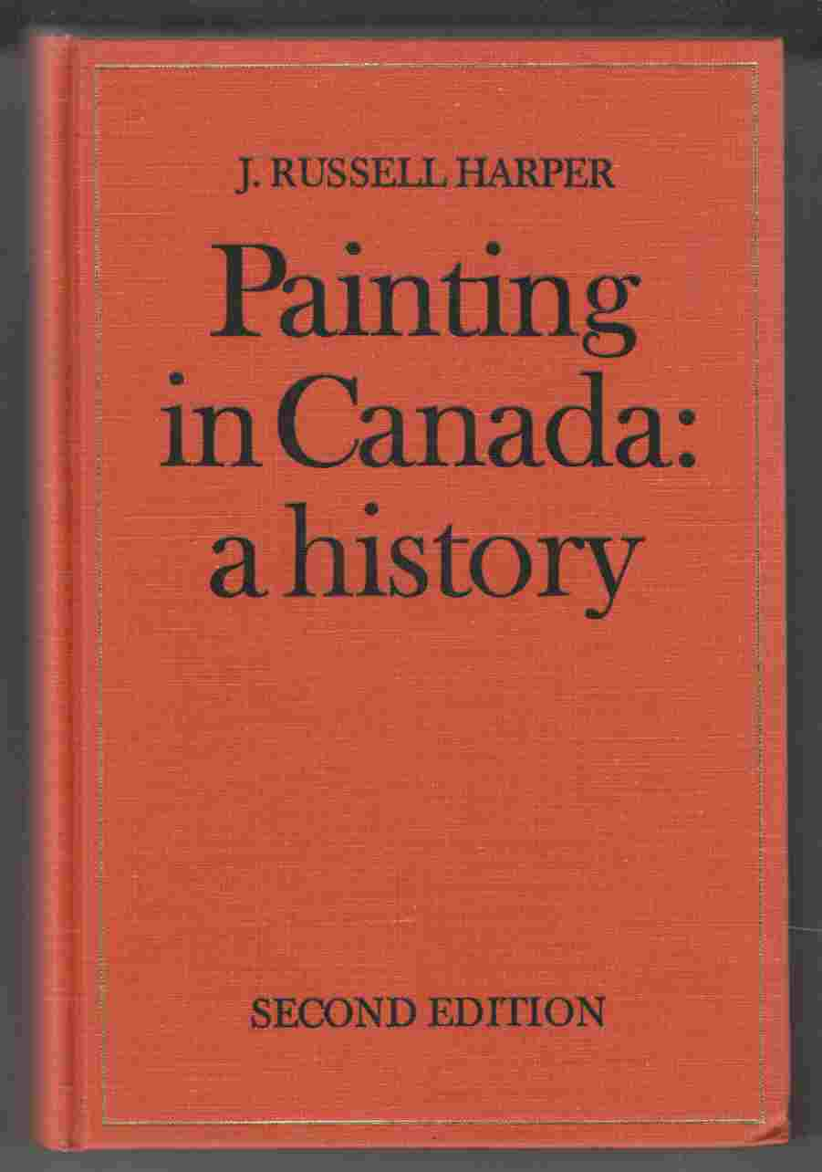 Image for Painting in Canada A History, Second Edition