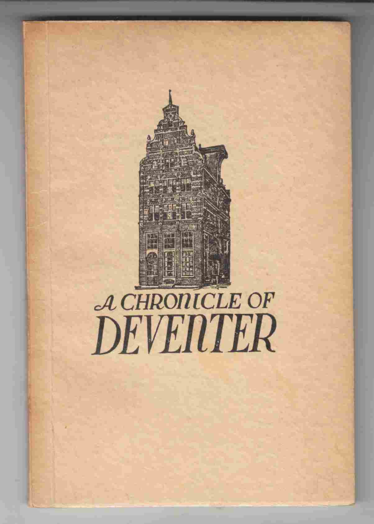 Image for A Chronicle of Deventer