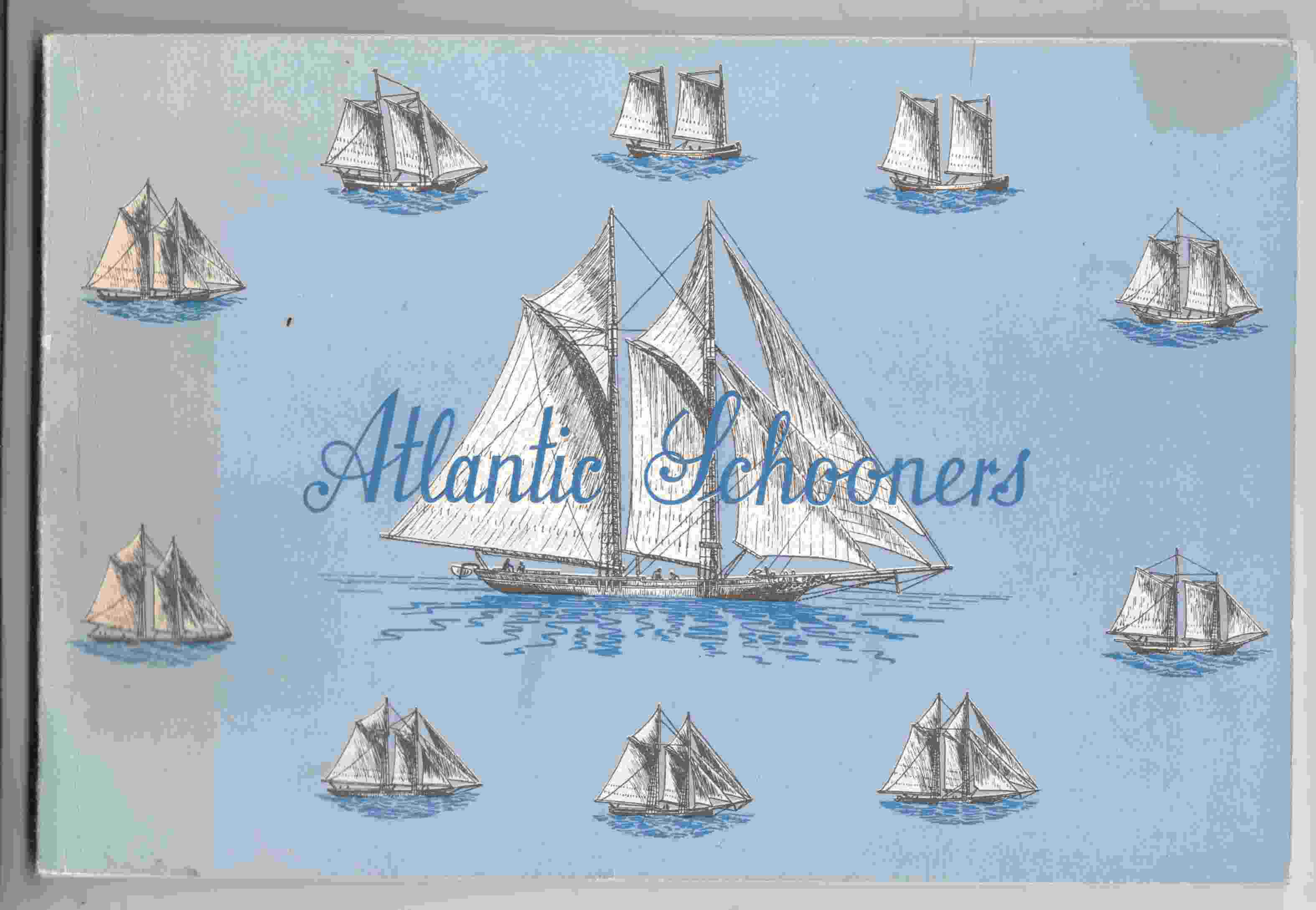 Image for Atlantic Schooners