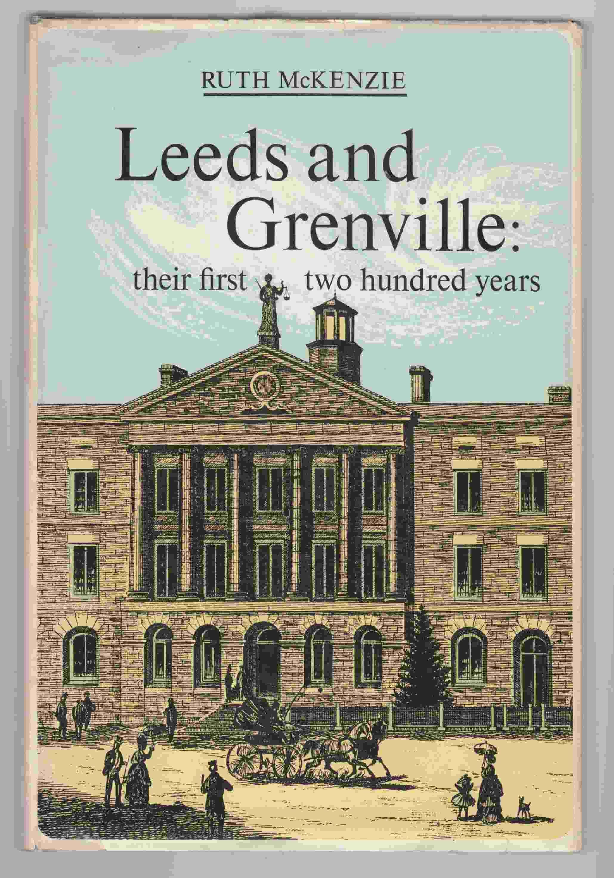 Image for Leeds and Grenville Their First Two Hundred Years