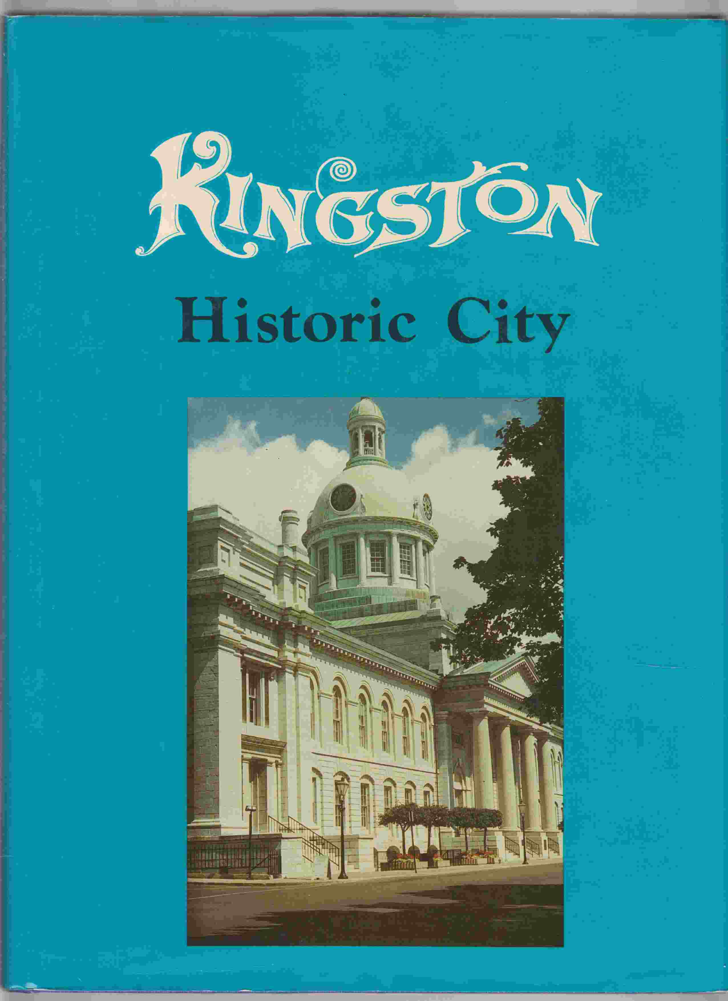 Image for Kingston Historic City