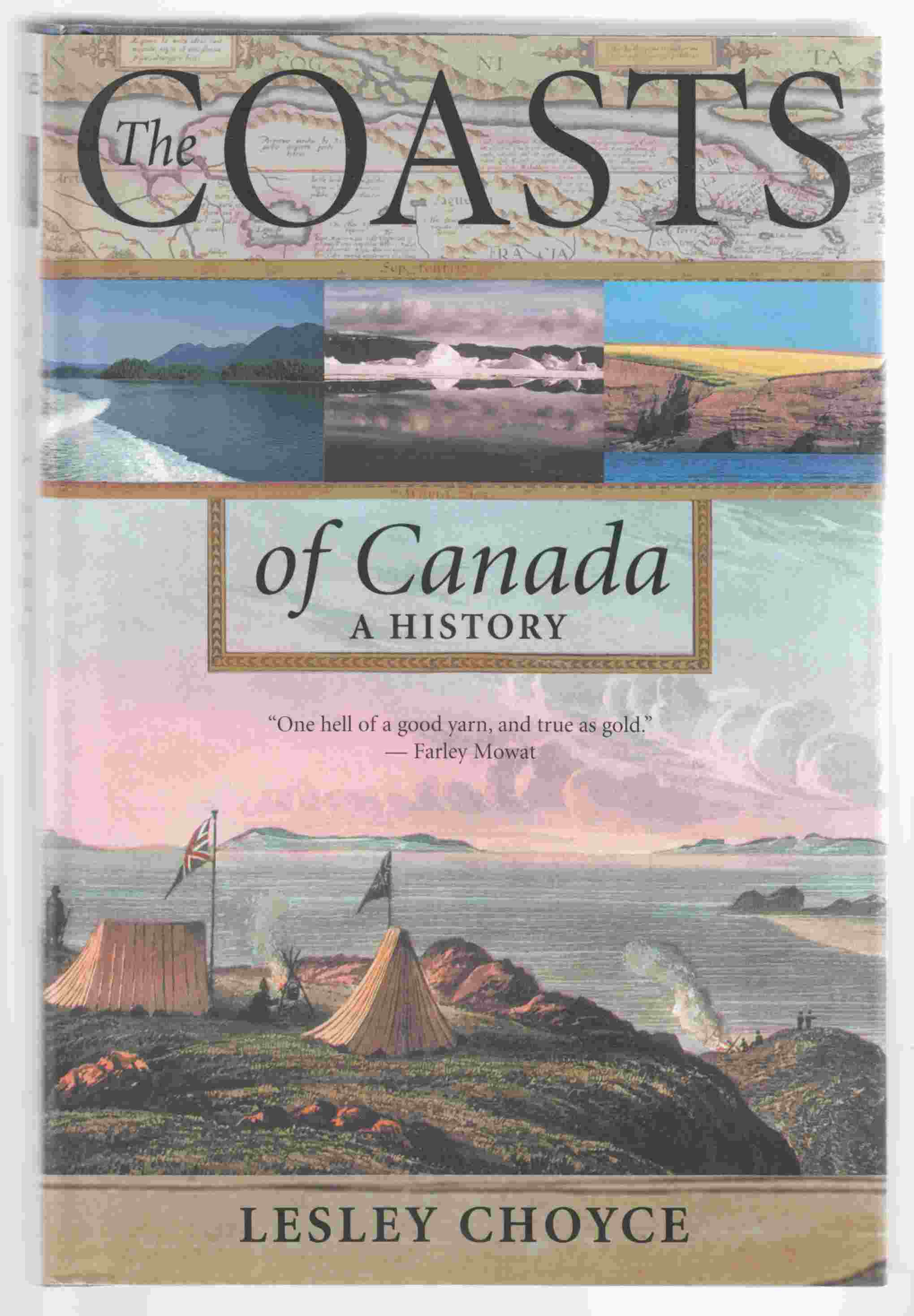 Image for The Coasts of Canada A History