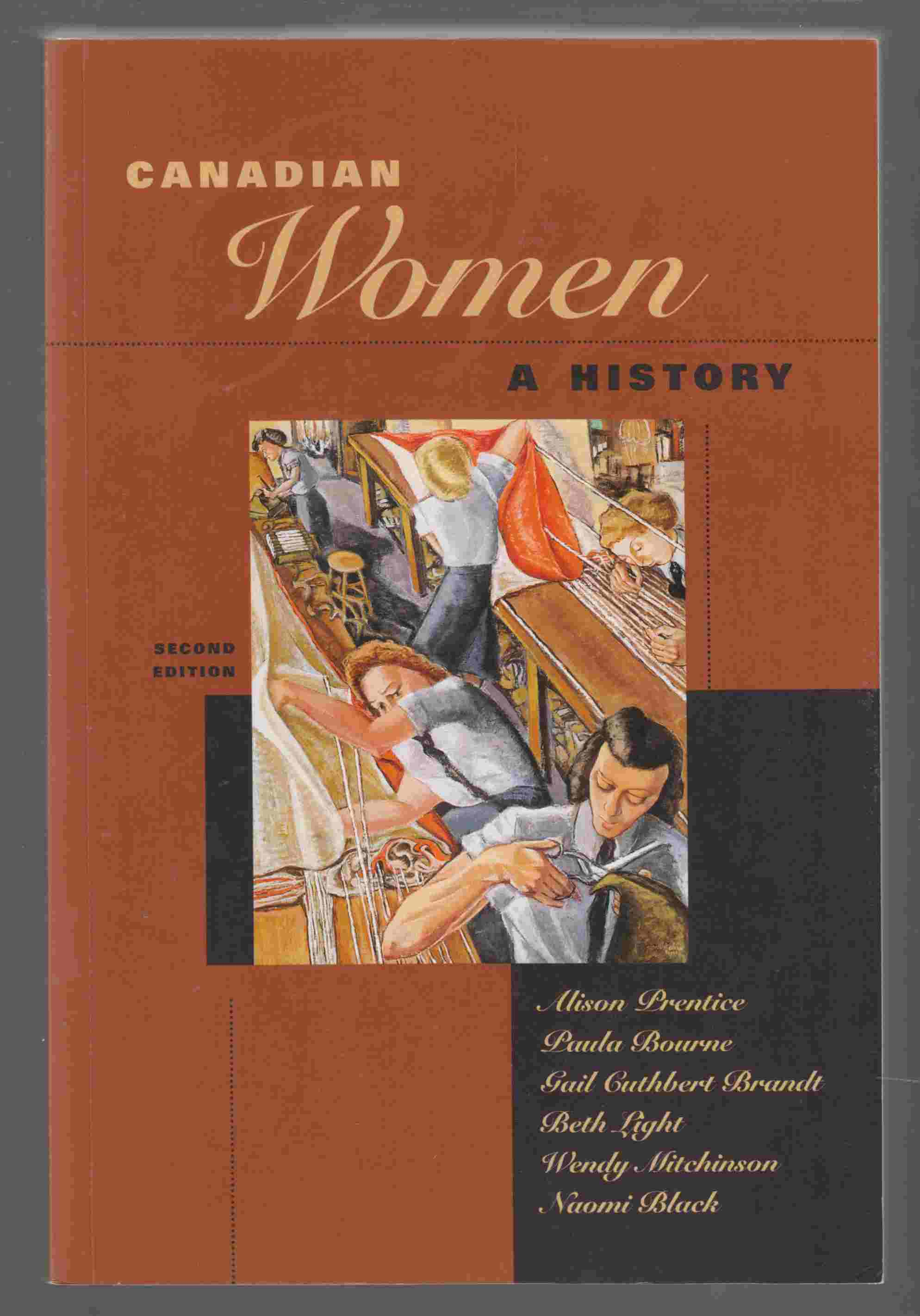 Image for Canadian Women A History, Second Edition