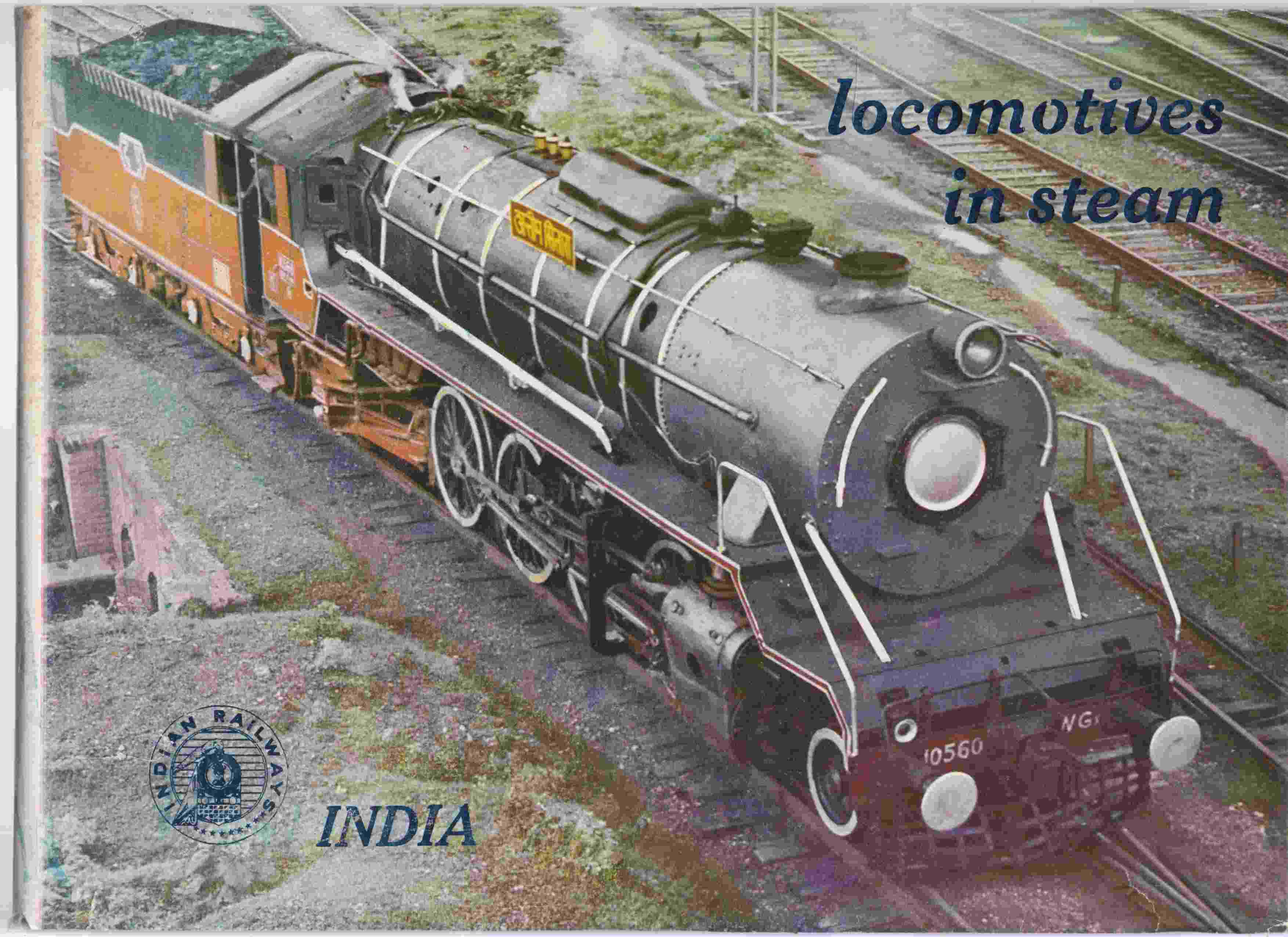 Image for Locomotives in Steam