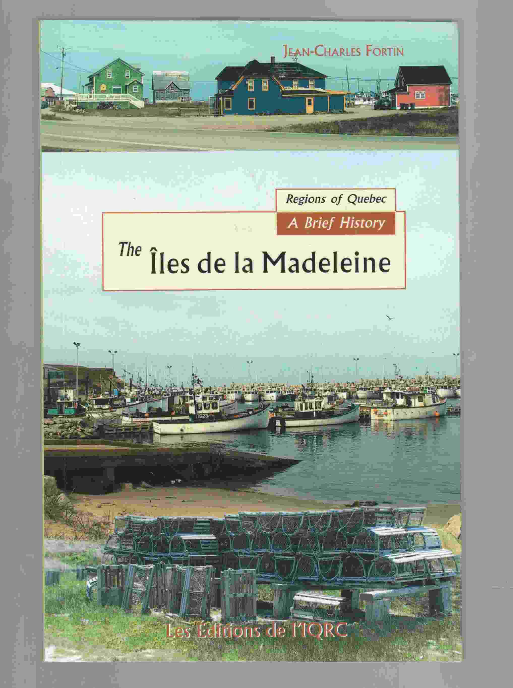 Image for The Iles De La Madeleine