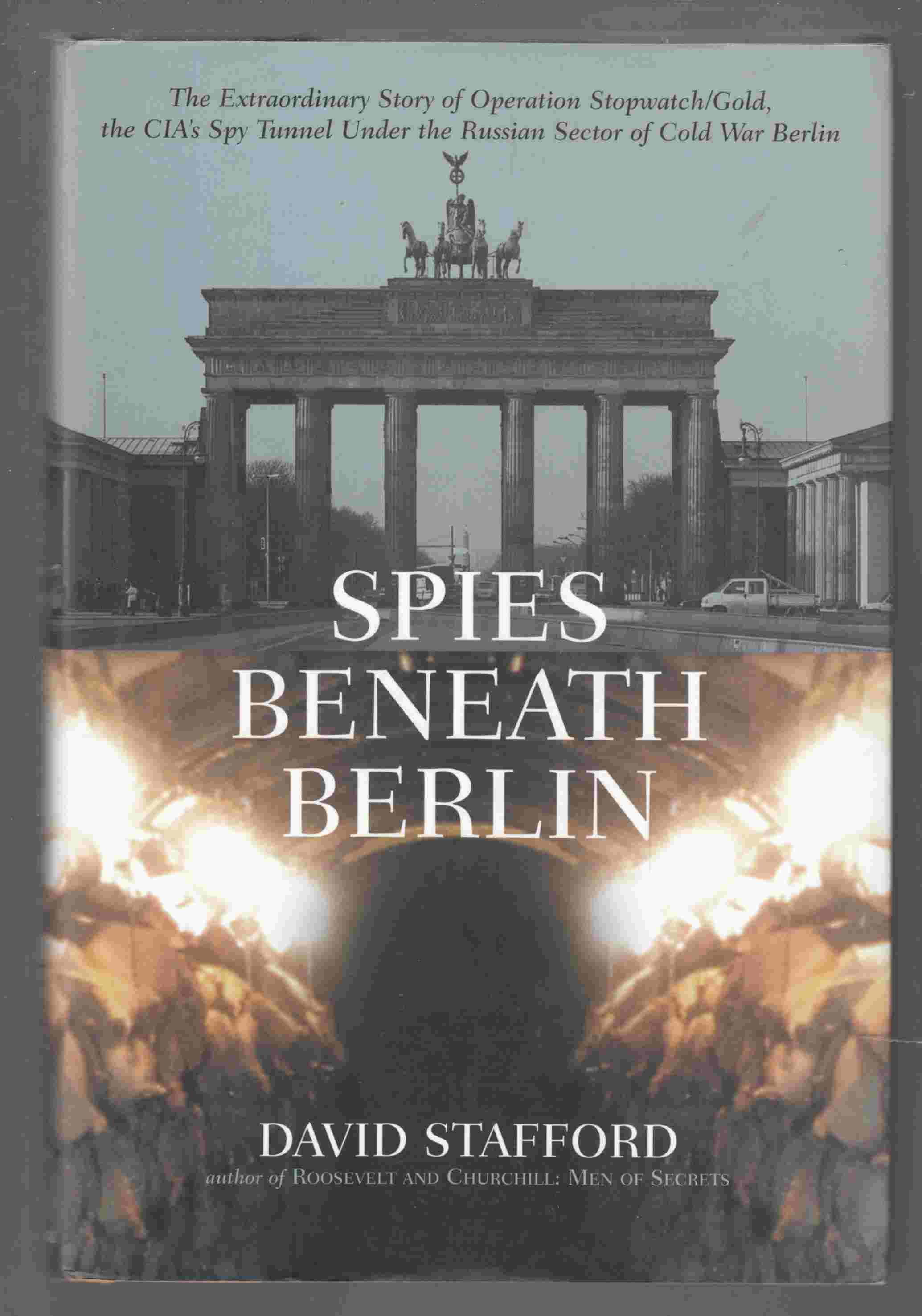 Image for Spies Beneath Berlin