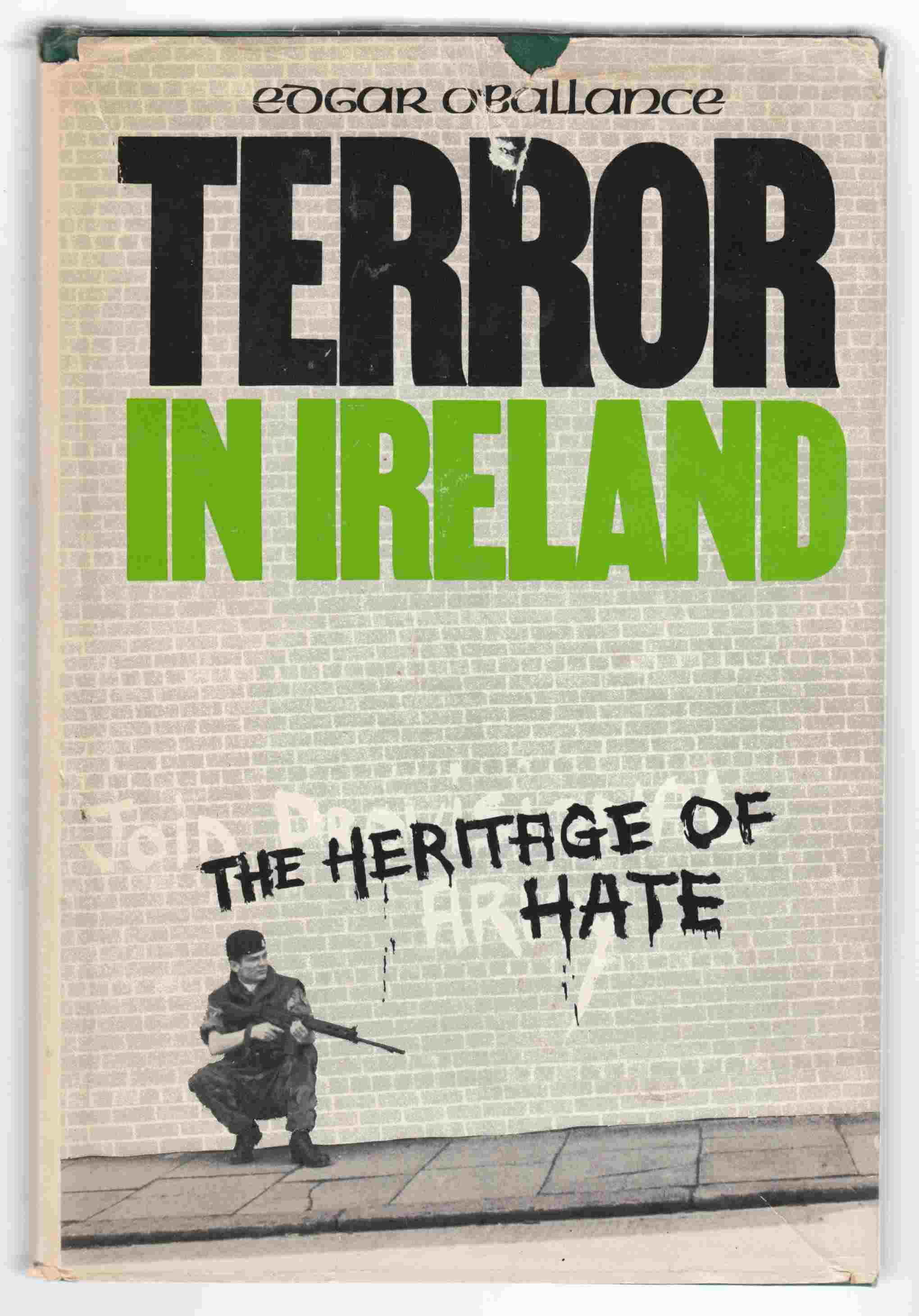Image for Terror in Ireland The Heritage of Hate