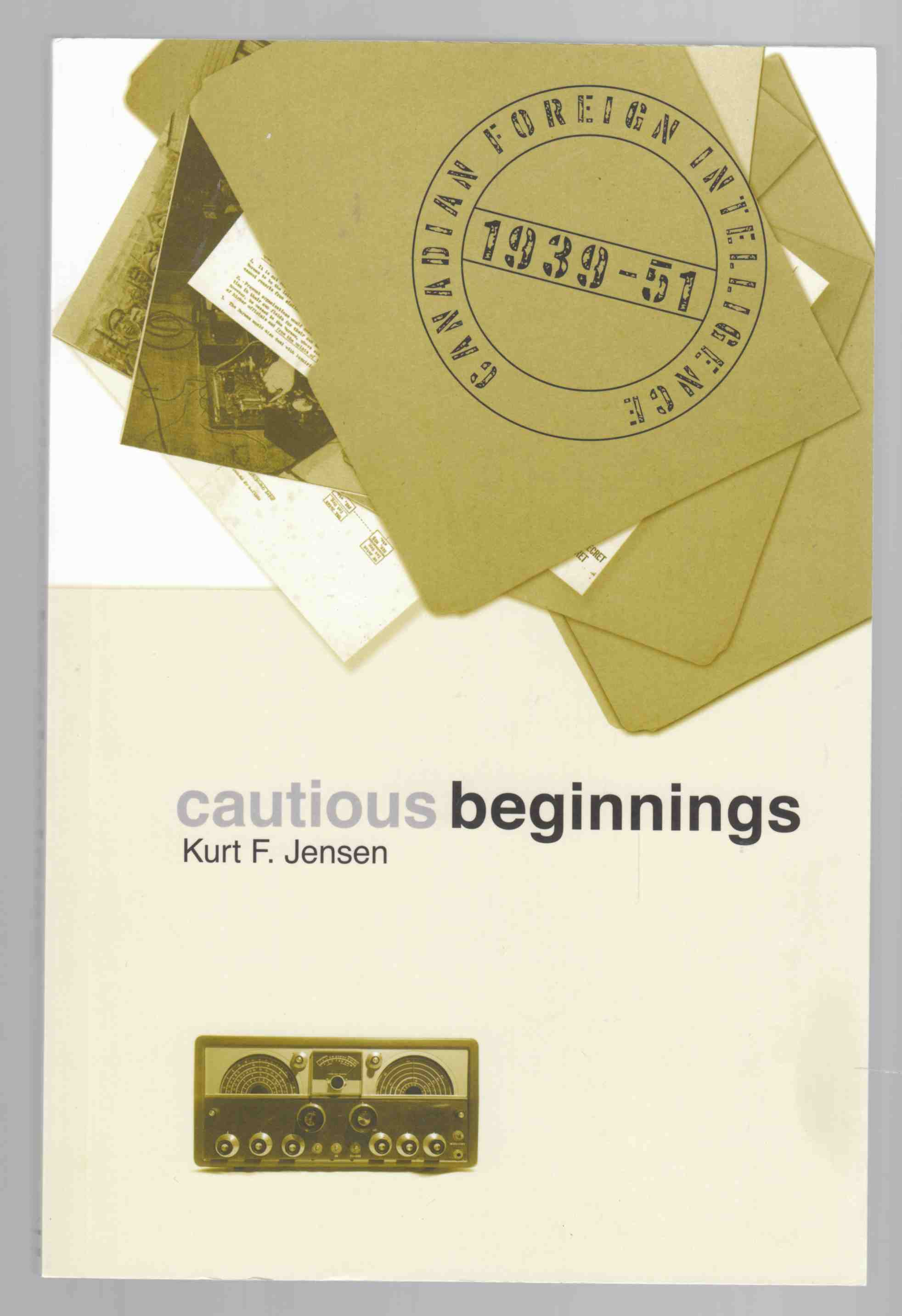 Image for Cautious Beginnings